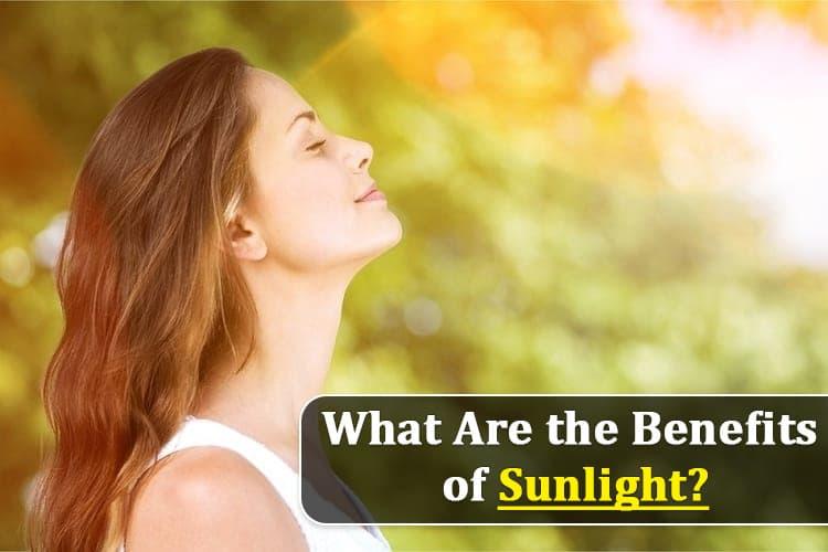 Health Benefits of Sun