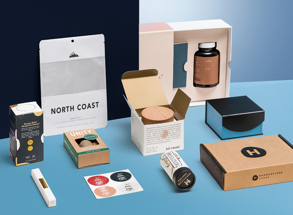Chipboard Packaging