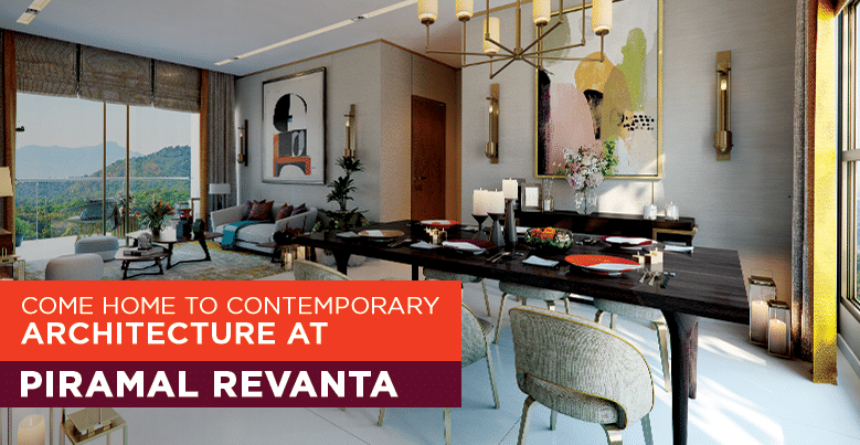 Love with your flat-Piramal Revanta