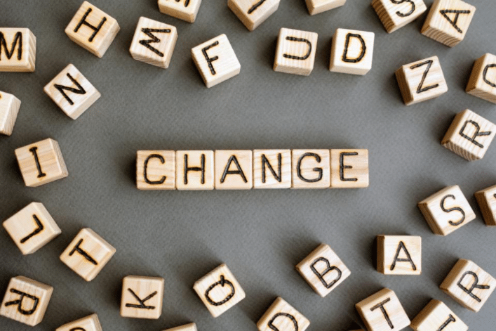 Change Account Number