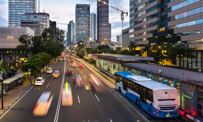 importance of technology in the transport
