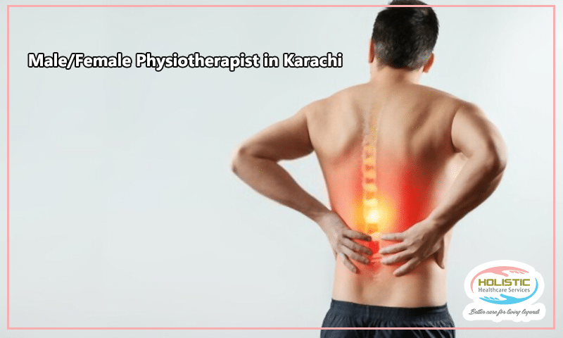 physiotherapy services in Karachi