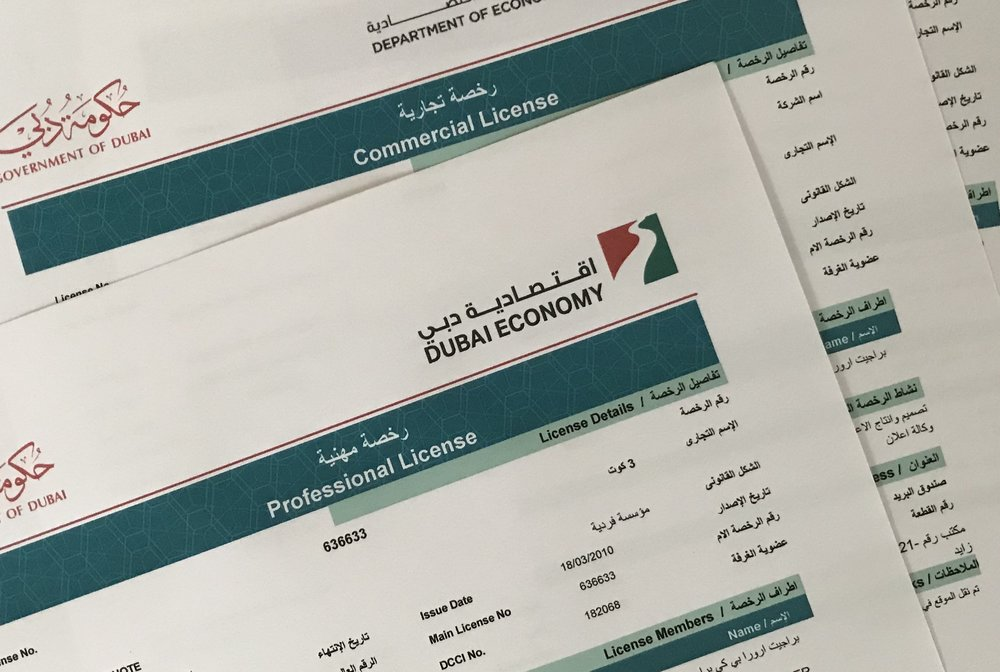 Guide to Getting a Commercial License in Dubai