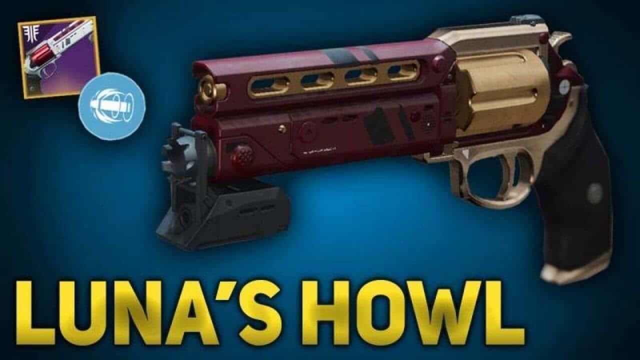 Luna's Howl Quest Steps