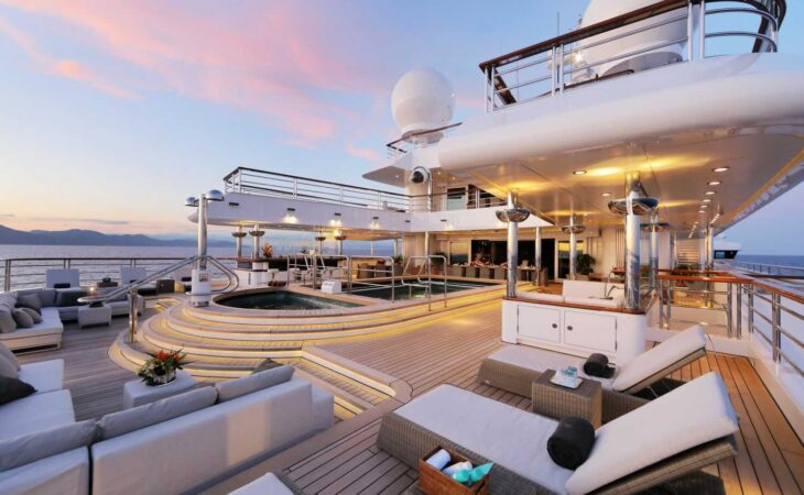 Overnight Charters in the Caribbean
