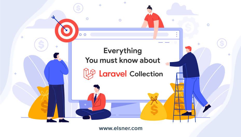 Laravel collection