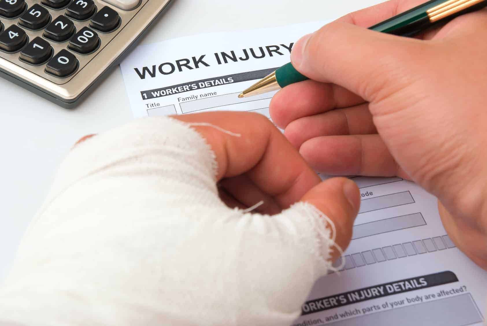 Top Reasons Why You Should Contact An Attorney For Work Injuries
