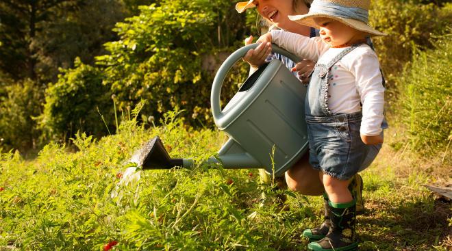 ECO-FRIENDLY PARENTING: RAISING AN ENVIRONMENT-CONSCIOUS GENERATION