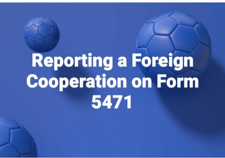 Form 5471
