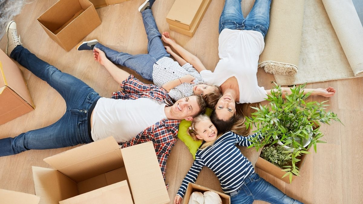 Things to do when moving home in winter