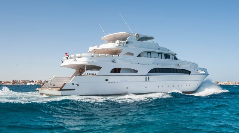 Transporting a Yacht Abroad