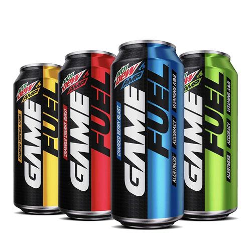 Top Gaming Drinks