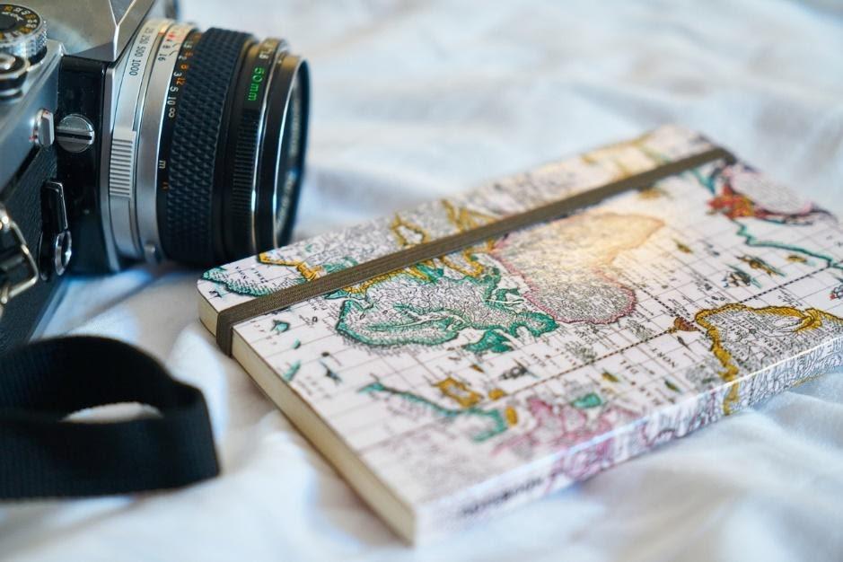 Five Most Inspiring Travel Books