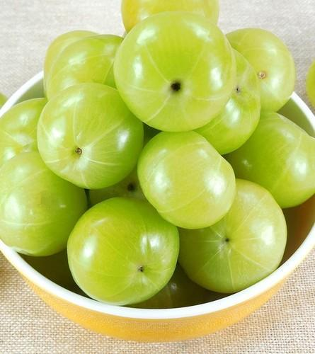 Good Health With the taking of Amla