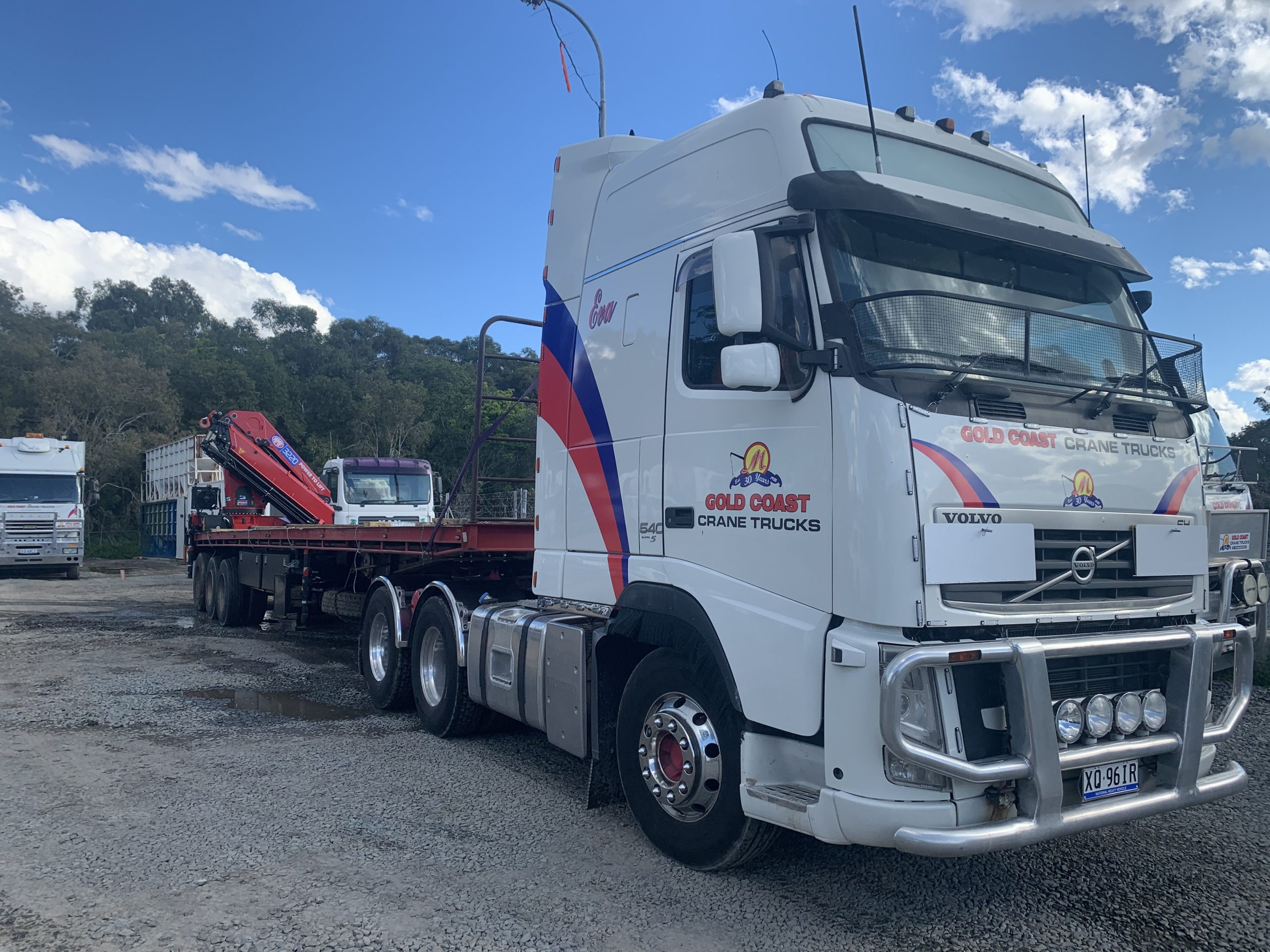 3 tonne truck hire