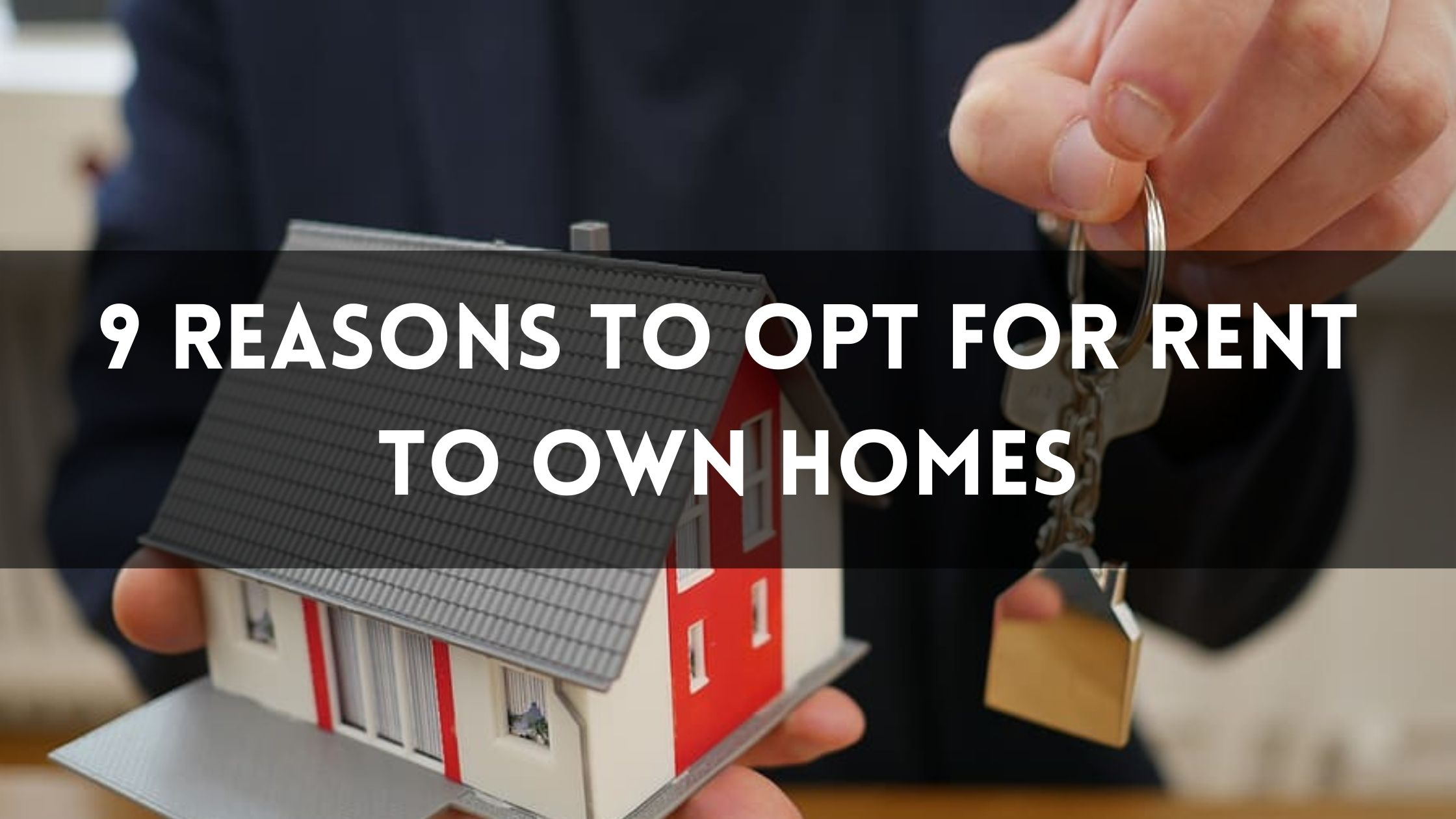 9 Reasons to Opt for Rent to Own Homes in Perth