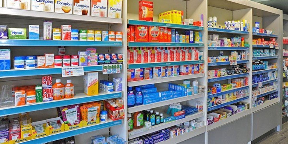 Pharmacy Shelving: It's More Than Meets the Eye
