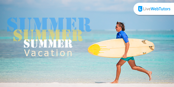 Things to do during the summer vacation at college