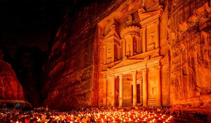luxury holiday in Jordan